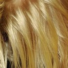 How to Perm Bleached Hair
