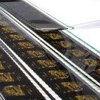 Tipos de artefactos de película radiográfica