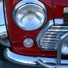 ¿Qué empresa de automóviles hace el Mini Cooper?