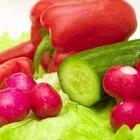 Las mejores maneras de comer verduras crudas