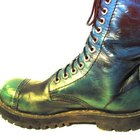 Repair and Remove the Steel Toe in a Shoe
