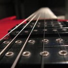 Instrucciones para el afinador de guitarras Seiko