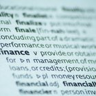 Definition of Sources for Finance