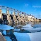 Datos sobre energía hidroelectrica para niños