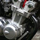 Cómo limpiar el carburador de una Yamaha Virago