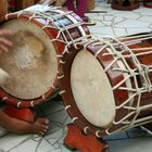Cómo hacer baquetas para tambor