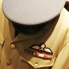 How to Attach Ribbons to a Navy Uniform