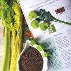 Efectos secundarios del extracto de semilla de apio