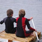 Cómo construir un bote a pedal
