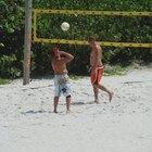 ¿Qué tamaño tiene una cancha de voleibol en pies?
