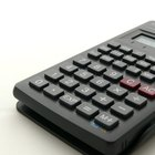 How to Replace the Ink Ribbon on a TI-5650 Calculator