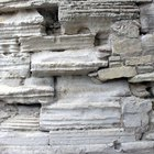 Las variedades de piedra caliza