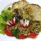 Cómo comer brotes de alfalfa