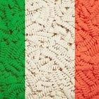 Manualidades infantiles inspiradas en Italia
