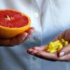 Cómo mezclar suplementos vitamínicos