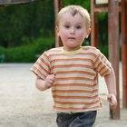 Cómo aumentar la velocidad de los niños al correr
