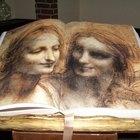 Técnica de pintura de Mona Lisa