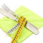 ¿Cuánto peso se puede perder en una semana con una dieta de 1200 calorías?