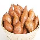 ¿Las patatas dulces son buenas para las embarazadas?