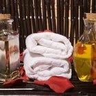 Cómo utilizar un aceite para masajes que genere sensación de calor