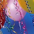 Cómo dar fiestas de cumpleaños divertidas para quienes cumplen 50 años