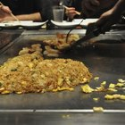 What Is Used to Cook Hibachi Chicken?