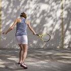 Práctica personal para mejorar la consistencia en tu habilidad para el tenis