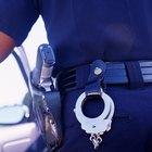 Cosas importantes para que lleven los oficiales de policía