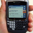 Your BlackBerry provides mobile Internet access to your laptop.