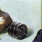 Cómo hacer una máscara de gas modelo