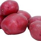 Información nutricional de las patatas rojas hervidas