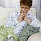 Consejos para reducir al mínimo la transferencia del resfriado y la gripa