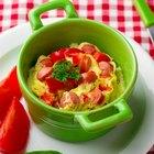 Healthy Microwavable Food