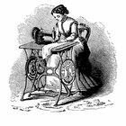 Cómo solucionar problemas con la bobina de una máquina de coser Singer 245 que no gira