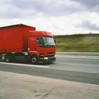 Cómo cambiar las 10 velocidades de un camión Freightliner