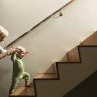 Tipos de escaleras ANSI