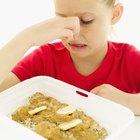 Actividades preescolares acerca de las narices y los olores