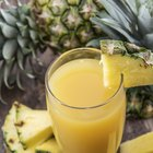 Pineapple Juice Effects