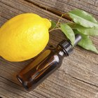 Lemon Essential Oil for Eczema