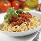 Listado de alimentos altos en carbohidratos