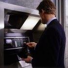 ¿Cómo funciona un cajero automático?
