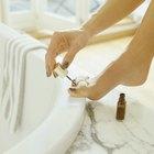 Cómo usar alcohol antiséptico para matar hongos de las uñas