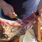 How to Remove the Mold From Country Ham
