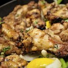 How to Broil Chicken on the Bone