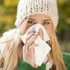 Cómo luchar contra las alergias que causan picazón en la nariz