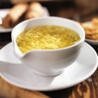 Calories in a Pint of Egg Drop Soup