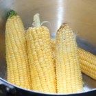 How to Boil Sweet Corn in Milk