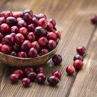 Frutas ricas en vitamina K