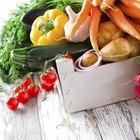 Why Do Vegetables Go Limp?