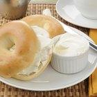 Sustitutos del queso crema bajo en grasas
